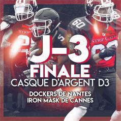 J-3 finale